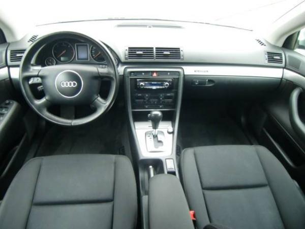 D190 39 s garage audi a4 b6 8e for Audi a4 onderdelen interieur