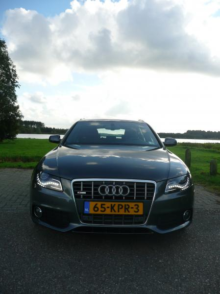 Sterko 39 s garage a4 b8 avant s edition for Garage audi tours