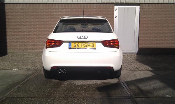 Klaasvanw 39 s garage a1 for Garage audi a1