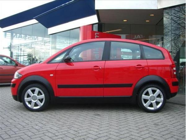 audi a2 and storms - photo #13