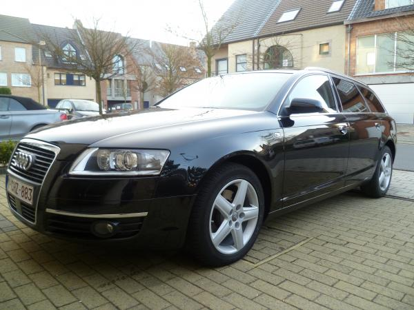 Viper1 39 s garage audi a6 c6 4f for Garage audi tours