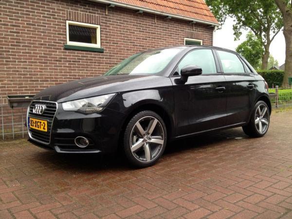 Msbethlehem 39 s garage verkocht audi a1 sportback 2012 for Garage audi a1